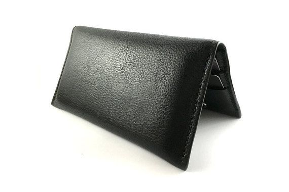 Leather iPhone 6 Sleeve iPhone 6 Clutch iPhone 6 by MinkLeather
