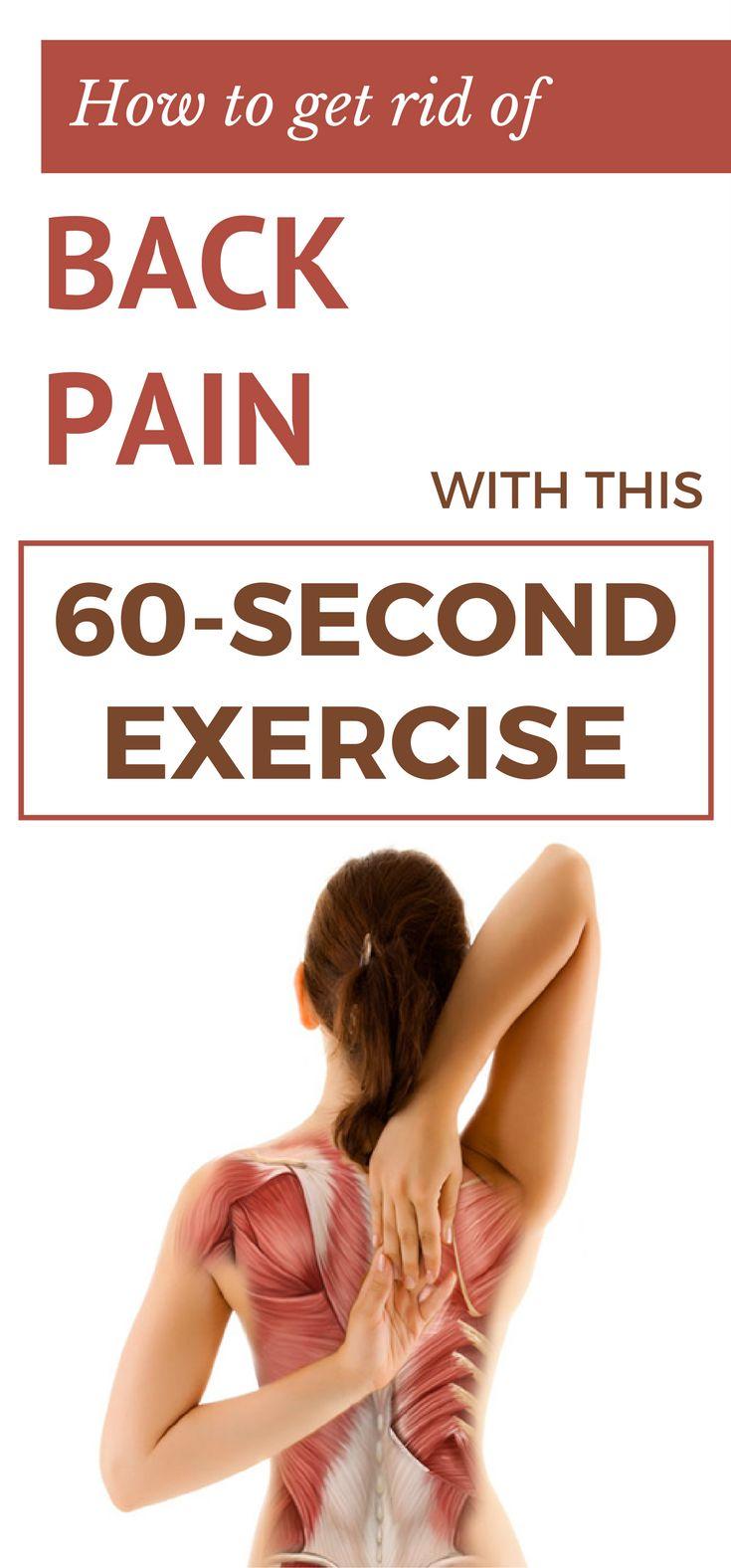 2763 best back pain treatment images on pinterest back pain relief
