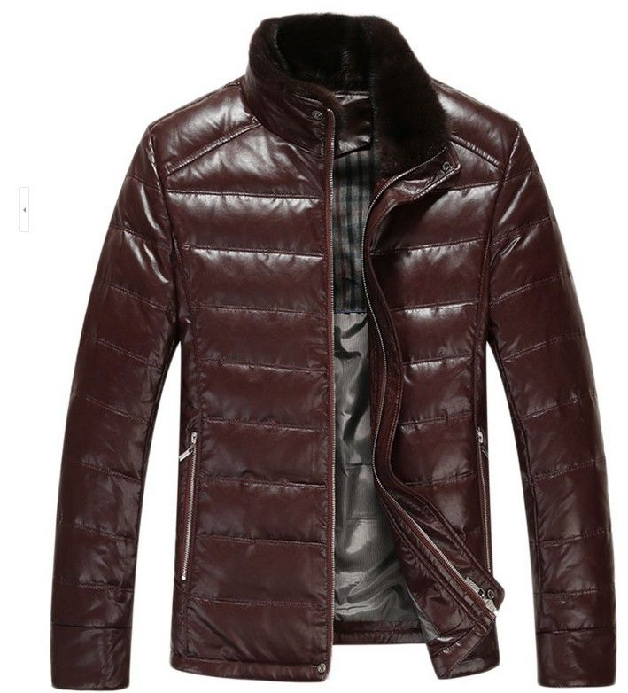 Like and Share if you want this  FREE SHIPPING hot 2016 NEW Genuine leather down coat mens sheepskin leather jackets slim design mink hair short jacket , M-XXXL     Tag a friend who would love this!     FREE Shipping Worldwide     Get it here ---> http://onlineshopping.fashiongarments.biz/products/free-shipping-hot-2016-new-genuine-leather-down-coat-mens-sheepskin-leather-jackets-slim-design-mink-hair-short-jacket-m-xxxl/
