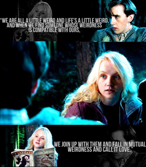 harry potter 6 ending relationship