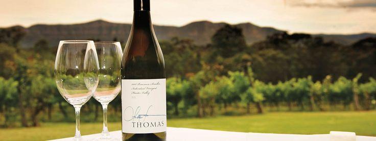 Sample award-winning regional wines