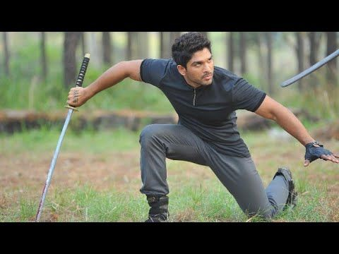 Allu Arjun South Full Hd Hindi Dubbed Movie New Action Movie 2018
