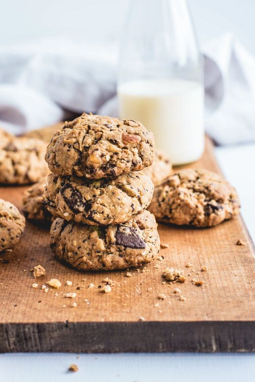 Chocolate Chunk & Anything Cookies — THE HUNGRY COOK