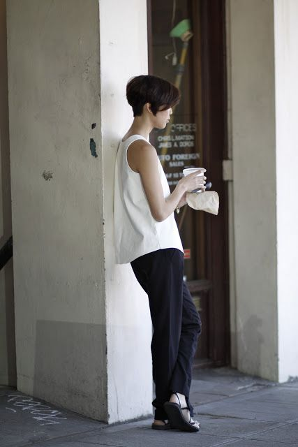shayna esteban, fremont; photo by it's my darlin' seattle street style