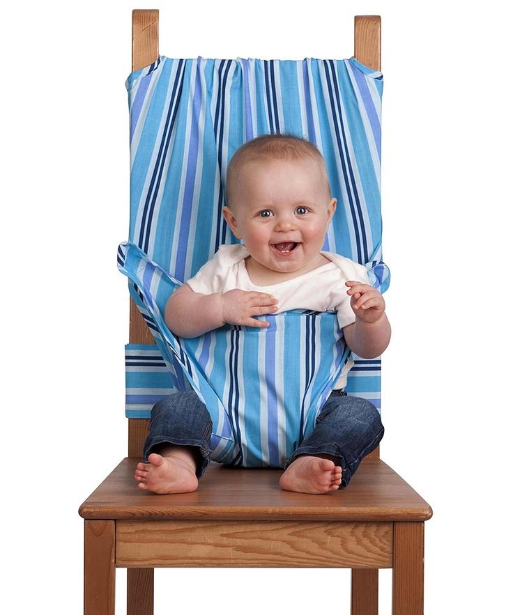 TrendyKid Blue Stripe Totseat