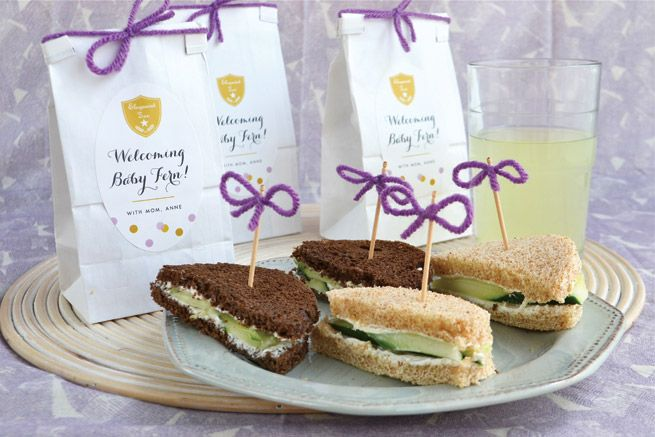 25 best ideas about baby shower sandwiches on pinterest baby shower