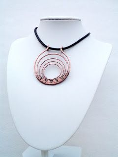 "Sutache Alexandry - unique jewellery: ""Kremówka"""