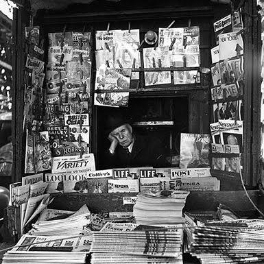 Vivian Maier (February 1, 1926 – April 21, 2009) was an American street photographer born in New York City.