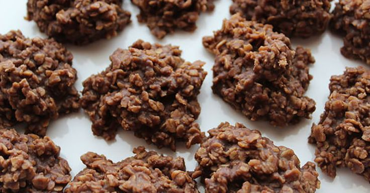 The Healthy Recipe For No-Bake Cookies – You Won't Even Notice A Difference!