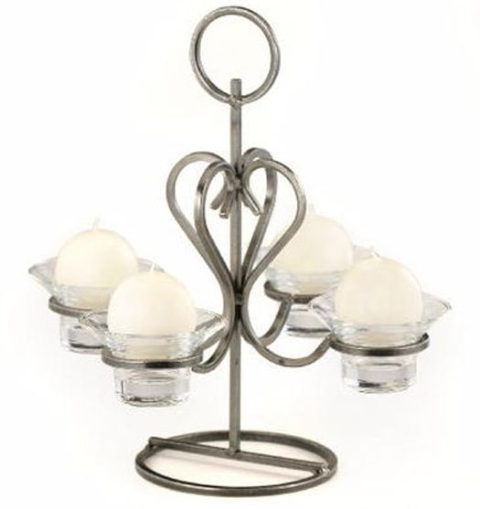 Durable Danish Iron Candle Holders Are Always A Great Interiors Inside Ideas Interiors design about Everything [magnanprojects.com]