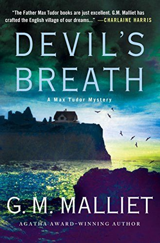 Check out this list of new mystery books to read, including Devil's Breath by G. M. Malliet.