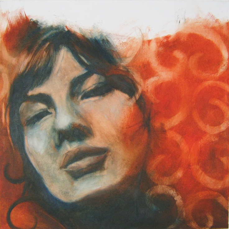 oil on canvas   40x40 cm