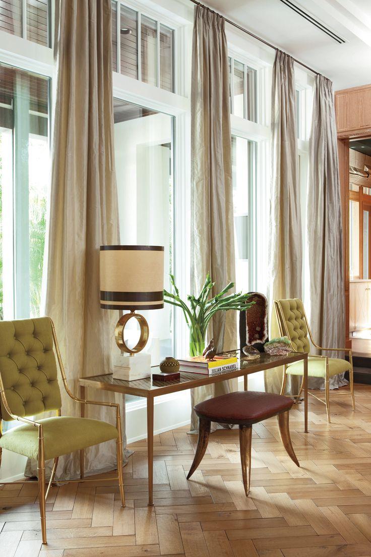 253 best elements floors images on pinterest flooring ideas interiors nate berkus blonde chevron