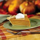 People say I make the best pumpkin pie... I am sharing my secret.  Remove 1/4 cup of the condensed milk and replace it with Captain Morgan.    No lie, best pumpkin pie ever.