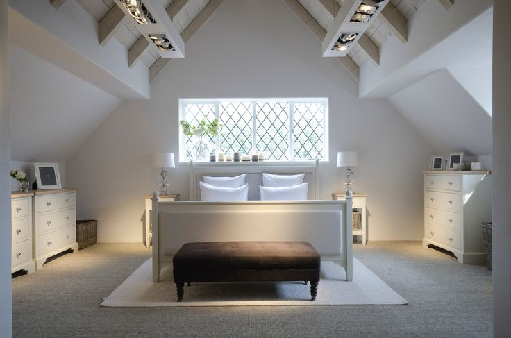 Silver bedroom carpet bedroom transitional with beige wall wooden bed