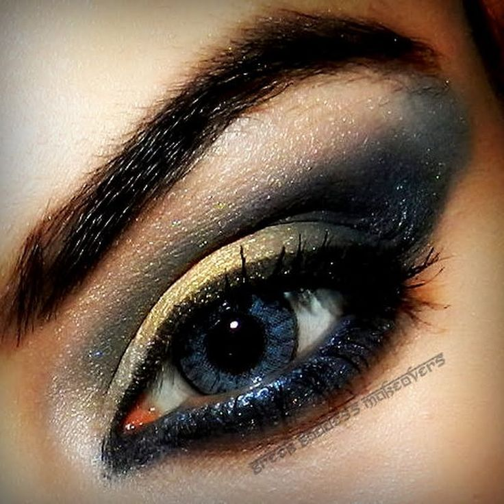 Heaven Eyes! by Greek Goddess Makeovers. Click the pic to see the how-to. #beauty #makeup #bestofbeauty