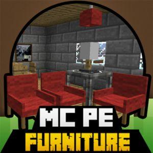 Furniture For Minecraft PE Pocket Edition