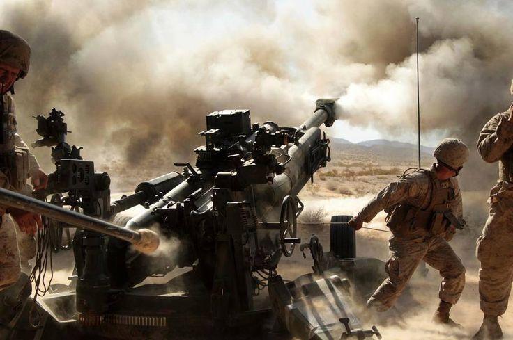 Howitzer in Afghanistan pic.twitter.com/h4CDGckas4