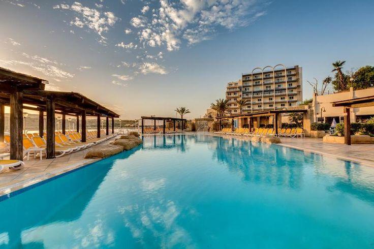 Sunny Coast Resort and Spa Hotel - St Pauls Bay