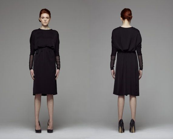 Innana Tunic dress  Now available on Etsy & at our atelier & boutique in Montréal!  xx