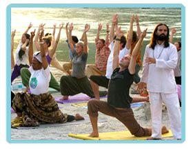 Welcome to Anand Prakash Yoga Ashram, Rishikesh - India