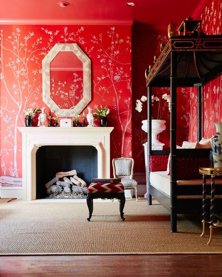 A Jewelry Designeru0027s Color Rich Dallas Home