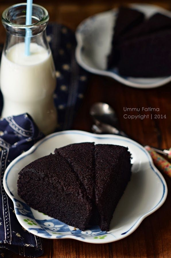 The delicious cake kukus ketan item