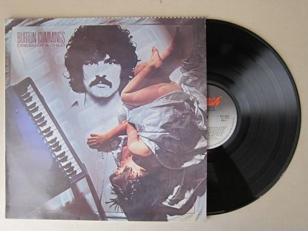 Buy LP Vinyl BURTON CUMMINGS - DREAM OF A CHILD VG+ VGfor R59.00