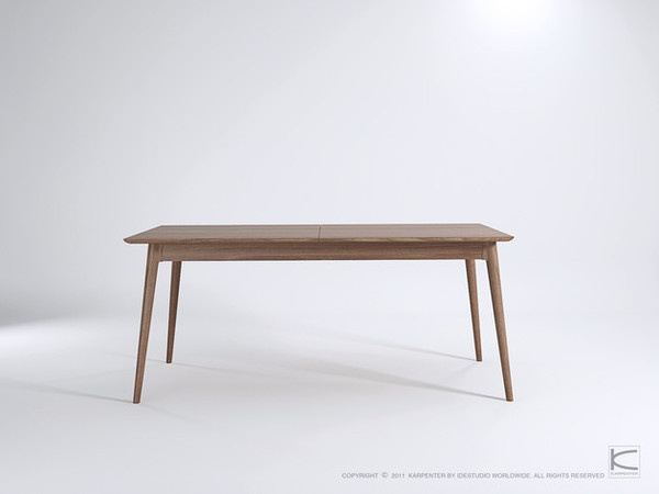 Karpenter 'Vintage' extension dining table 180cm (extends to 230cm) x 90 x 78 $2375