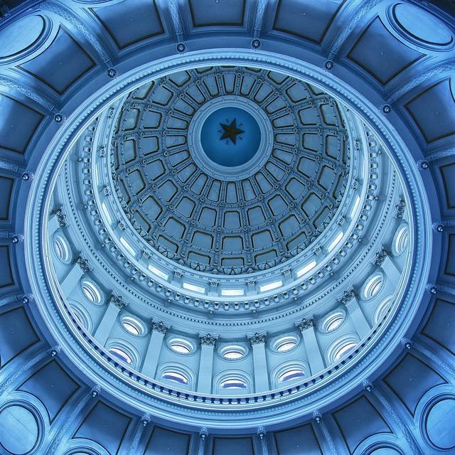 The Big Eye ~ Texas State Capital, Austin, Texas