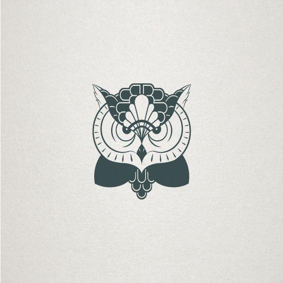 Owl / Búho #logo #symbol #owl #buho #design