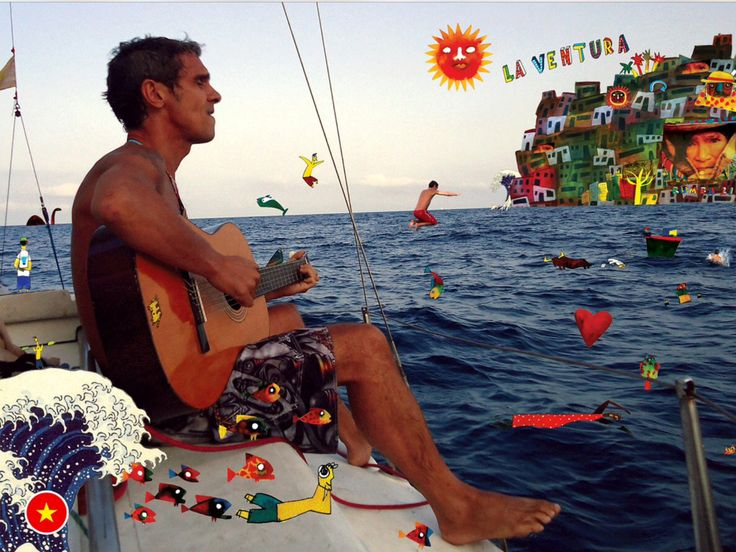 Manu Chao - just 'cause one day I'm gonna travel South America listening to his music.