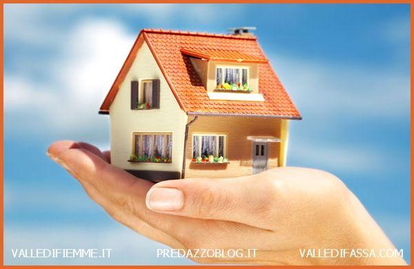 Contributi per l'acquisto e costruzione di prima casa in Valle di Fiemme