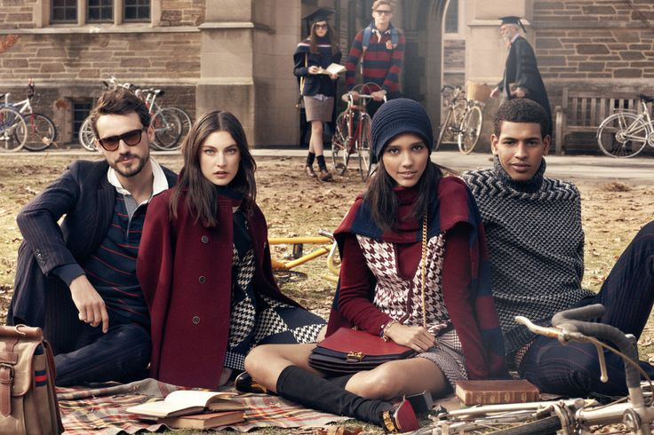 New Tommy Hilfiger Campaign