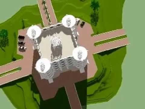 Video Animasi Masjid Type PS-03MS.