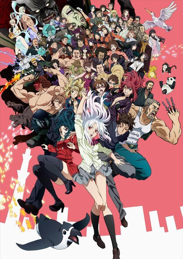 Twitter / tokyoesp_anime: あと30分でTVアニメ「東京ESP」第1話の放送スタートです ...