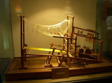 silk making in ancient china | ... to the final product ...