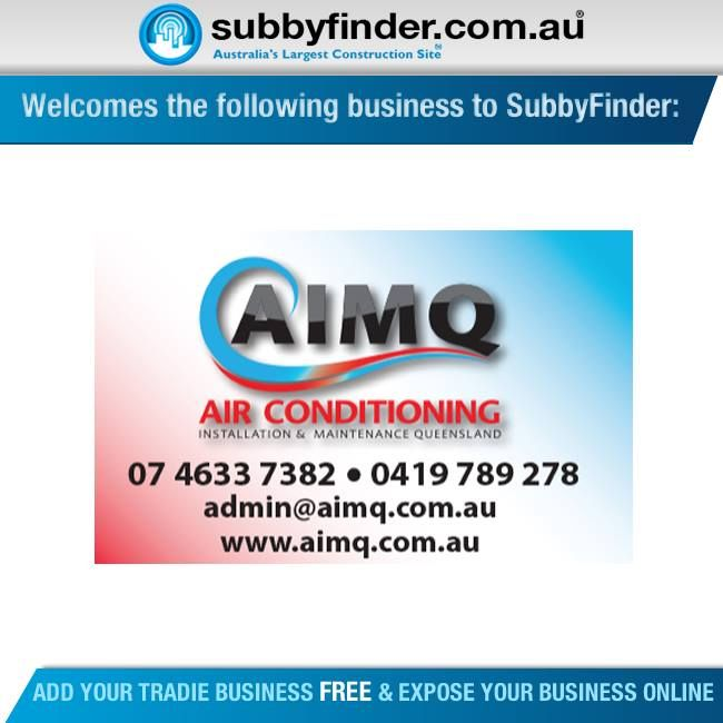 It's FREE to register your Tradie business on Subbyfinder.com.au Building your SubbyFinder profile is quick and easy. Fill out your industry experiences, industry type and any other forms of expertise in your industry. #subbyfinder #tradie #tradies #AIMQ #AirConditioning