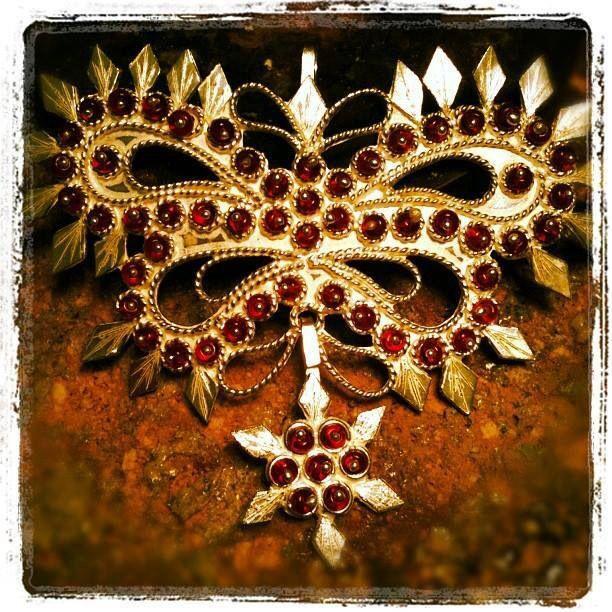 Risultato finale della farfalla in filigrana sarda realizzata a mano con cura e amore.
