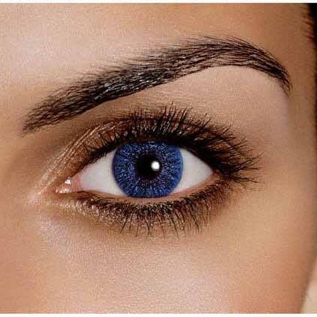 Freshlook True Sapphire - one of our most popular colours ... True Sapphire Contact Lenses
