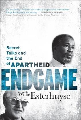NB Publishers | Book Details | Endgame: Secret Talks and the End of Apartheid
