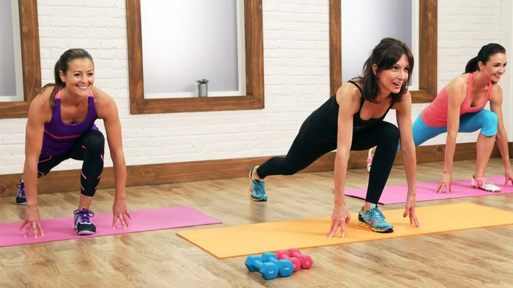The Ultimate 30-Minute Cardio Pilates Burner!: When you combine Pilates, hand weights, and cardio, you get one wicked workout.