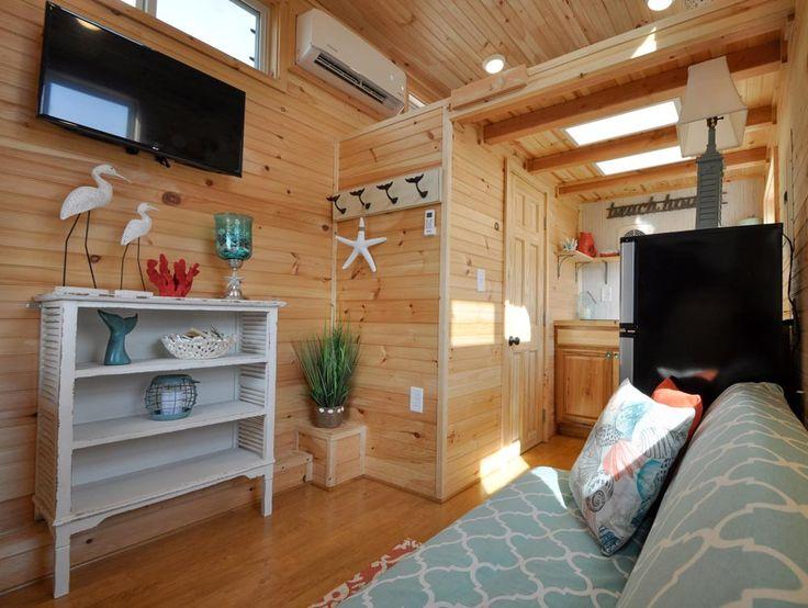 Living Room - Harbor by Tiny House Building Company