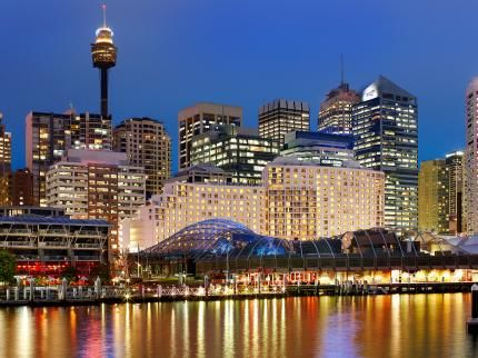 Darling Harbour, Sydney - Australia