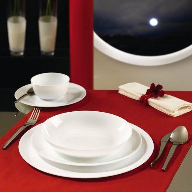 Σετ 18 τμχ πιάτα Ronda Προσφορά - Πιάτα Καθημερινά - Σετ Πιάτα - Σερβίτσια | Zoulovits®