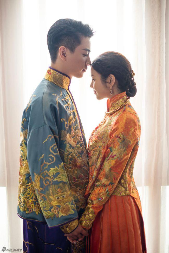 Đám cưới lung linh đến từng chi tiết của cặp đôi Trần Hiểu - Trần Nghiên Hy diễn ra vào ngày hôm nay! - Ảnh 1.