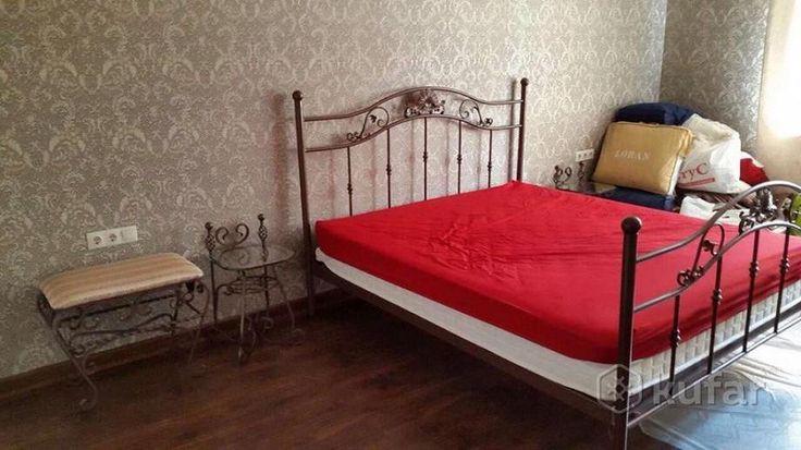 Кровать новая кованая