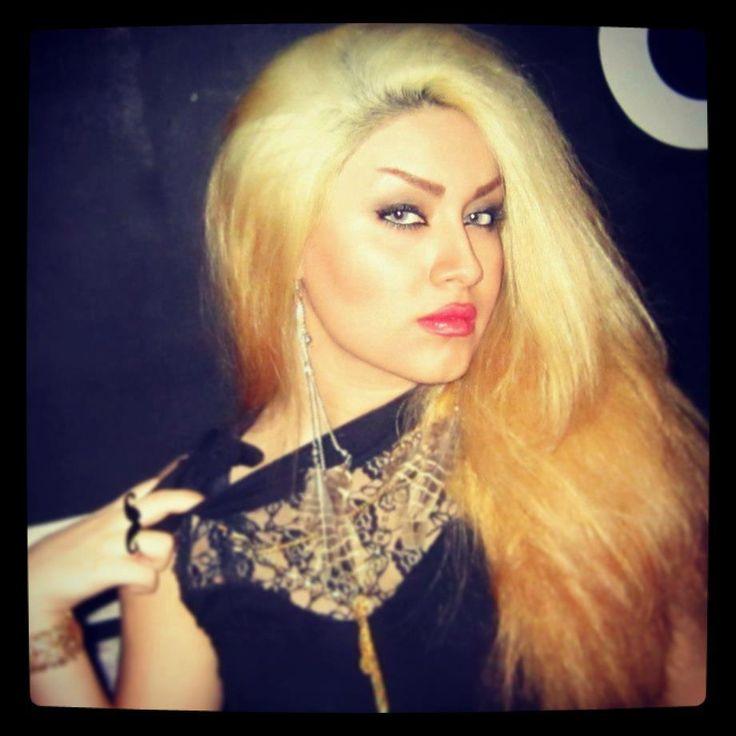 Persian Blond Hair Blonde Hair Hair Model
