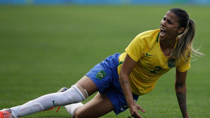 Bronze an Kanadas Fußballerinnen: Brasilien muss Medaillentraum begraben