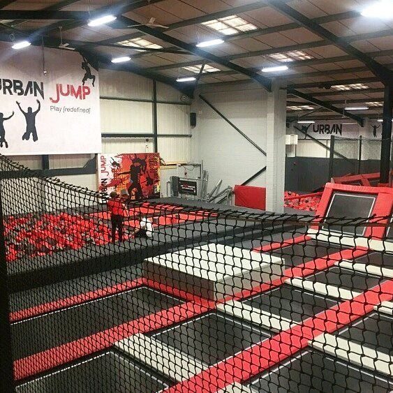 We don't know anyone who wouldn't be tempted by this... #trampoline #foampit #family #somersaults #gymnastics #family #familyfun #eastsussex #eveningactivity #dayout #exercise #toddler #kids #children #softplay #ninjawarrior #play #playtime #parents